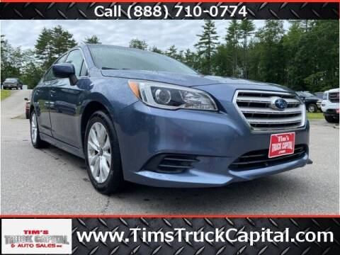 2017 Subaru Legacy for sale at TTC AUTO OUTLET/TIM'S TRUCK CAPITAL & AUTO SALES INC ANNEX in Epsom NH