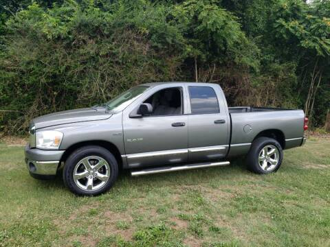 2008 Dodge Ram Pickup 1500 for sale at A-1 Auto Sales in Anderson SC