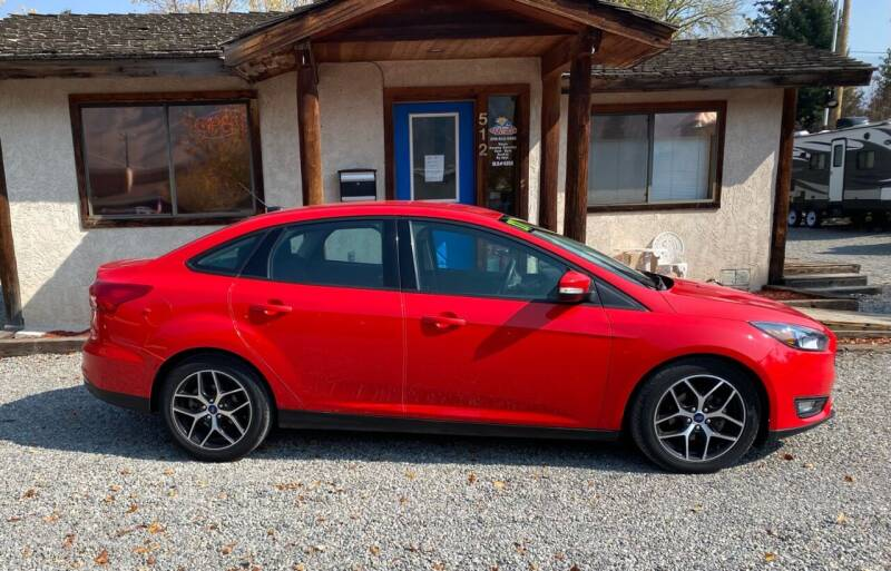 2017 Ford Focus for sale at Sawtooth Auto Sales in Hailey ID