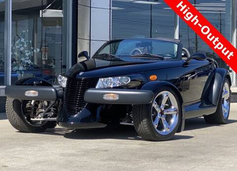 1999 Plymouth Prowler for sale at Carmel Motors in Indianapolis IN