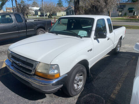 2000 Ford Ranger for sale at LEE AUTO SALES & SERVICE INC in Valdosta GA