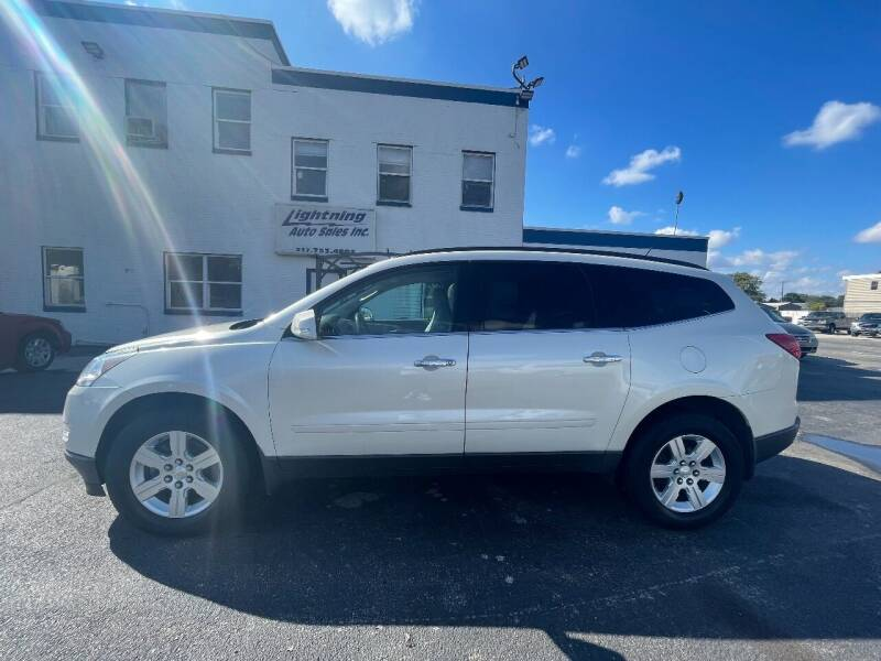 2012 Chevrolet Traverse for sale at Lightning Auto Sales in Springfield IL