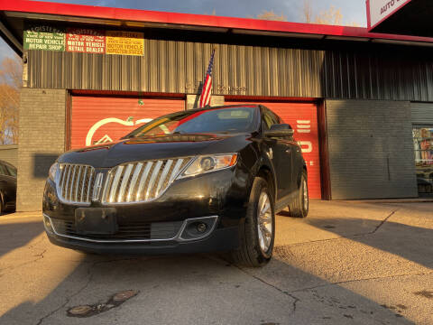 2012 Lincoln MKX for sale at Apple Auto Sales Inc in Camillus NY