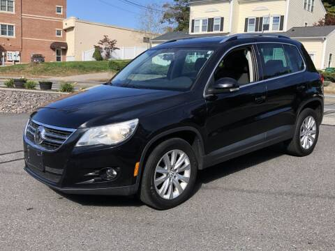 2009 Volkswagen Tiguan for sale at LARIN AUTO in Norwood MA
