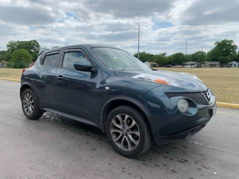 2012 Nissan JUKE for sale at C.J. AUTO SALES llc. in San Antonio TX