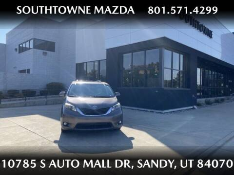 2011 Toyota Sienna for sale at Southtowne Mazda of Sandy in Sandy UT