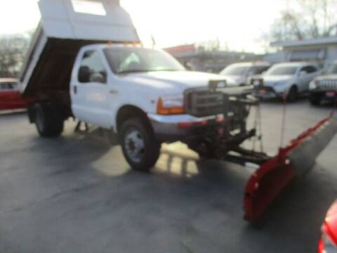 1999 Ford F-450 Super Duty for sale at GENOA MOTORS INC in Genoa IL