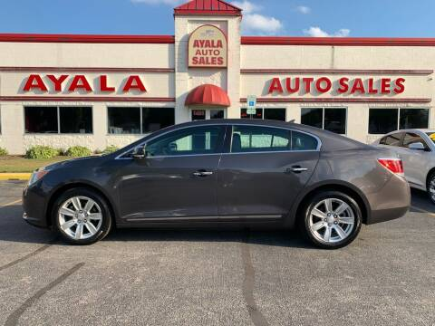 2013 Buick LaCrosse for sale at Ayala Auto Sales in Aurora IL