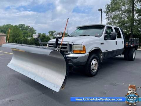 2000 Ford F-350 Super Duty for sale at IMPORTS AUTO GROUP in Akron OH