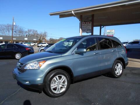 2010 Honda CR-V for sale at W&W Dixie Motors Inc in Hickory NC