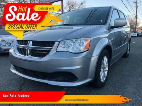 2014 Dodge Grand Caravan for sale at Ace Auto Brokers in Charlotte NC