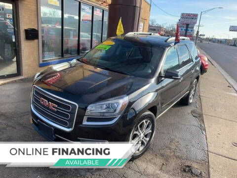 2013 GMC Acadia for sale at JBA Auto Sales Inc in Stone Park IL