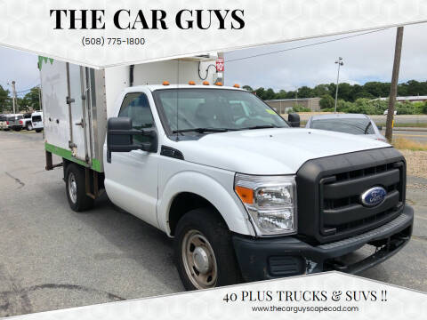 2011 Ford F-350 Super Duty for sale at The Car Guys in Hyannis MA