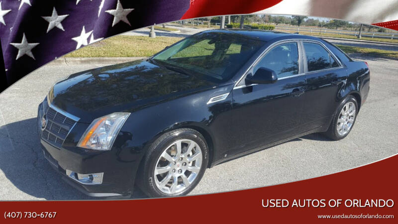 2009 Cadillac CTS for sale at Used Autos of Orlando in Orlando FL