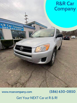 2011 Toyota RAV4 for sale at R&R Car Company in Mount Clemens MI