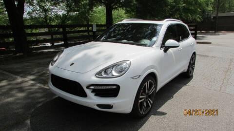 2014 Porsche Cayenne for sale at German Auto World LLC in Alpharetta GA
