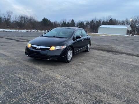 2009 Honda Civic for sale at Caruzin Motors in Flint MI