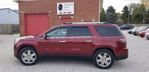 2017 GMC Acadia Limited for sale at DANVILLE AUTO SALES in Danville IN