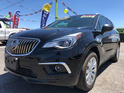 2017 Buick Envision for sale at 1st Quality Motors LLC in Gallup NM