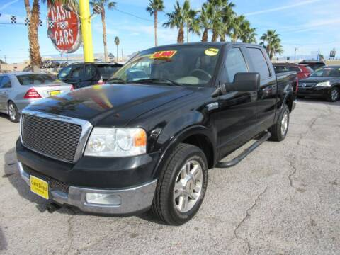 2005 Ford F-150 for sale at Cars Direct Inc in Las Vegas NV