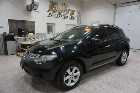 2009 Nissan Murano for sale at Elite Auto Sales in Ammon ID