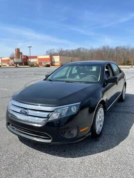 2011 Ford Fusion for sale at Premium Auto Outlet Inc in Sewell NJ