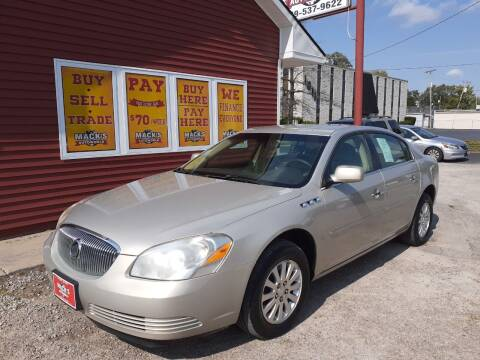 2007 Buick Lucerne for sale at Mack's Autoworld in Toledo OH