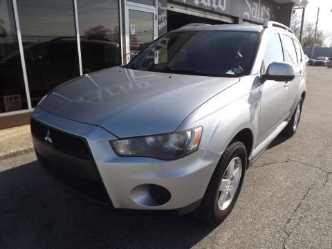 2010 Mitsubishi Outlander for sale at Arko Auto Sales in Eastlake OH