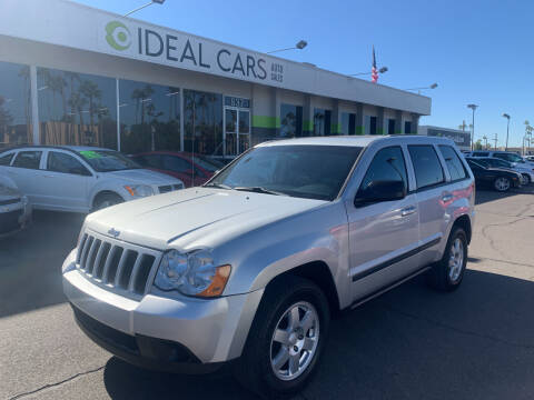 2008 Jeep Grand Cherokee for sale at Ideal Cars Broadway in Mesa AZ