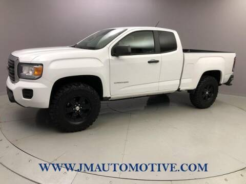 2016 GMC Canyon for sale at J & M Automotive in Naugatuck CT