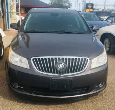 2013 Buick LaCrosse for sale at First Class Motors in Greeley CO