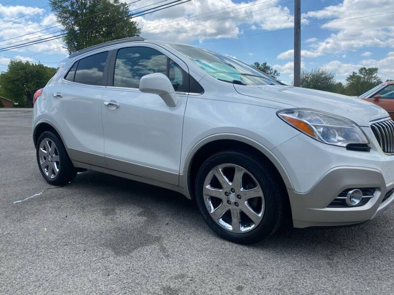 2013 Buick Encore for sale at Drivers Auto Sales in Boonville NC