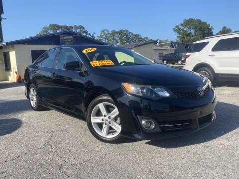2013 Toyota Camry for sale at AUTOPARK AUTO SALES in Orlando FL