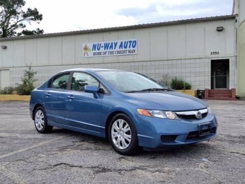 2011 Honda Civic for sale at Nu-Way Auto Ocean Springs in Ocean Springs MS