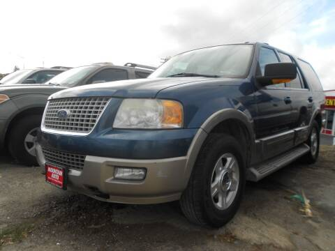 2004 Ford Expedition for sale at Mountain Auto in Jackson CA