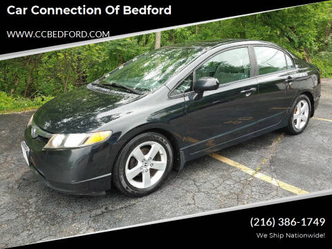 2008 Honda Civic for sale at Car Connection of Bedford in Bedford OH