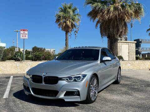 2017 BMW 3 Series for sale at Motorcars Group Management - Bud Johnson Motor Co in San Antonio TX
