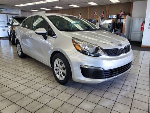 2017 Kia Rio for sale at PRICE TIME AUTO SALES in Sacramento CA