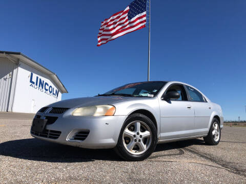 2005 Dodge Stratus for sale at Sonny Gerber Auto Sales in Omaha NE