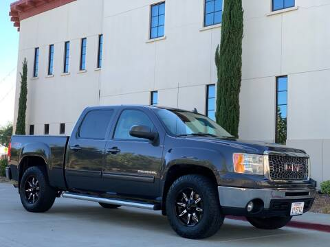 2011 GMC Sierra 1500 for sale at Auto King in Roseville CA