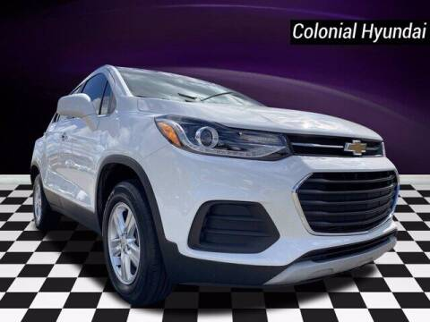 2019 Chevrolet Trax for sale at Colonial Hyundai in Downingtown PA