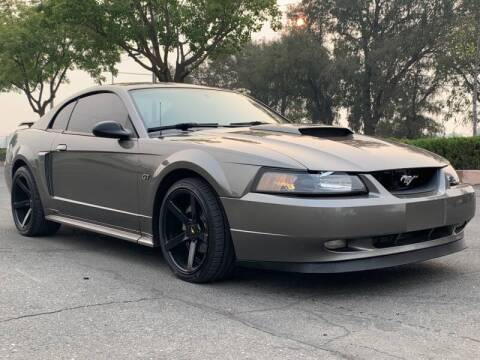 2002 Ford Mustang for sale at COUNTY AUTO SALES in Rocklin CA