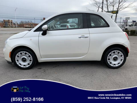 2013 FIAT 500 for sale at New Circle Auto Sales LLC in Lexington KY