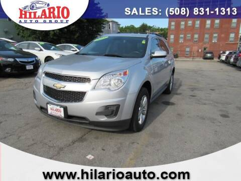 2015 Chevrolet Equinox for sale at Hilario's Auto Sales in Worcester MA