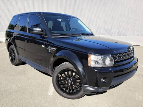 2012 Land Rover Range Rover Sport for sale at Planet Cars in Berkeley CA