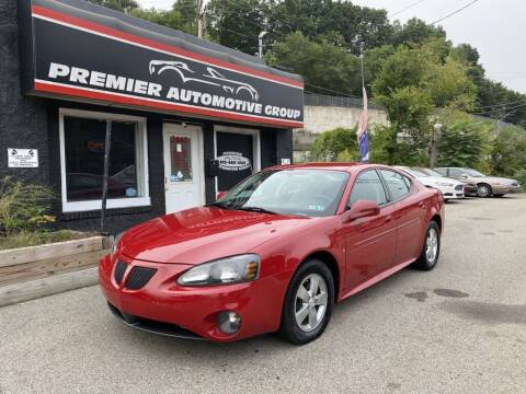 2007 Pontiac Grand Prix for sale at Premier Automotive Group in Pittsburgh PA