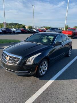 2015 Cadillac ATS for sale at The Car Guy powered by Landers CDJR in Little Rock AR