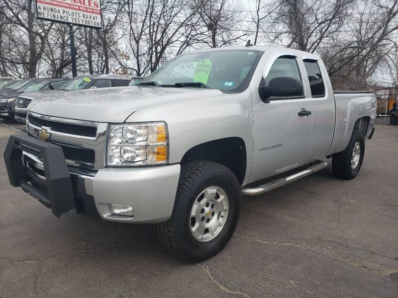 2011 Chevrolet Silverado 1500 for sale at Real Deal Auto Sales in Manchester NH