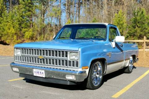1982 Chevrolet C/K 10 Series for sale at Haggle Me Classics in Hobart IN