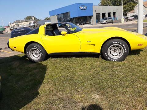 1978 Chevrolet Corvette for sale at Tower Motors in Brainerd MN